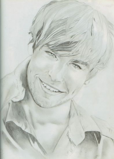 Chace Crawford by bijou